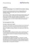 Pressemitteilung als PDF-Datei