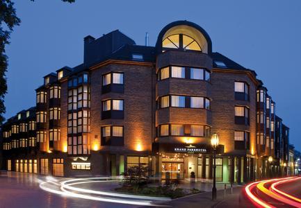 Ein beliebtes Tagungshotel im Rheinland – das zentral gelegene Kranz Parkhotel in Siegburg
