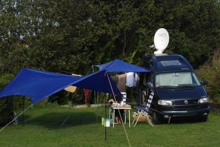 FILIAGO -  Wo wir sind ist Internet  - auch im Campingbus