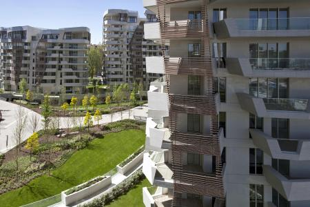 Projekt CityLife, Mailand, Italien