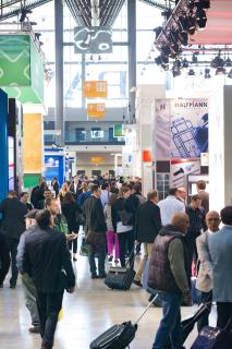 The 8th International Exhibition for the Fastener and Fixing Industry starts tomorrow in Stuttgart