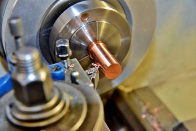 Kupfer und seine Legierungen spielen eine wichtige Rolle in technischen Anwendungen.