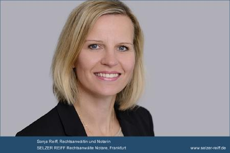 Notarin Sonja Reiff zum Verkauf einer Immobilie bei fortgeführter Nutzung durch den Verkäufer