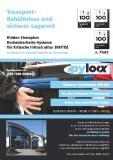 pylocx, wartungsfreies Zutritts-System für die kritische Infrastruktur