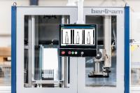 Der ORIENTATOR von Bertram Elektrotechnik verbessert die Qualitätskontrolle und steigert die Produktivität in der Glasindustrie