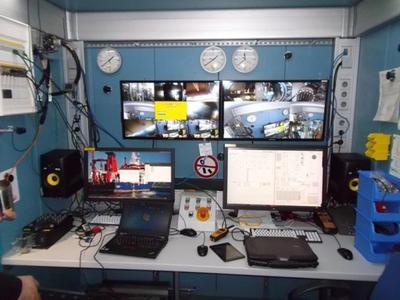 Eines der weltweit modernsten Überwachungssysteme - das DVCS von Delta - kommt bei der deutschen Forschungsgesellschaft für Marine Unterwasserwissenschaften (MARUM) der Universität Bremen in der Meeresforschung perfekt zum Einsatz