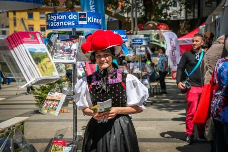 WRO und Touristiker aus der Ortenau auf DO-City bewegt sich in Dortmund