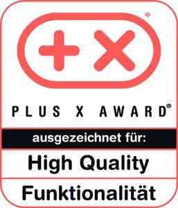 GEZE PlusXAward HighQuality Funktionalität
