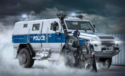 Rheinmetall at the 20th European Police Congress - the right partner for 21st century security forces