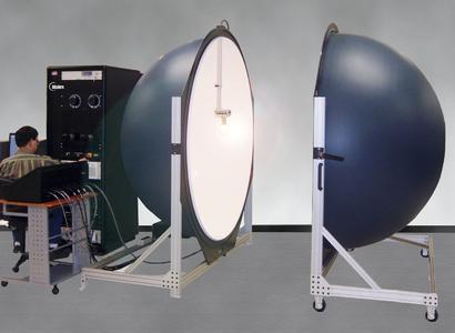 Die gleichförmigen Strahlquellen USS-800 von Labsphere sind als Modelle mit kontinuierlicher und abgestufter Strahlungsleistung verfügbar.