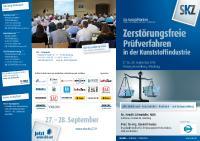 [PDF] Flyer: Zerstörungsfreie Prüfverfahren in der Kunststoffindustrie
