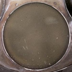 Verschlissener SCR Katalysator DAF XF