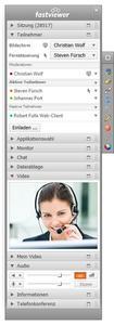 FastViewer Benutzeroberflaeche