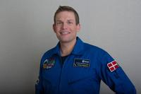 Andreas Mogensen set for Soyuz mission to Space Station in 2015