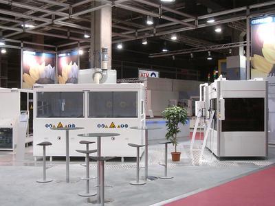 Schmid-Messestand PVSEC Valencia (1)