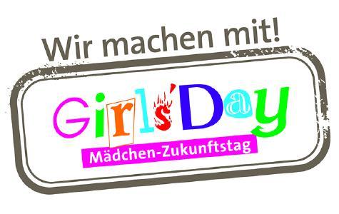 Girls Day Wir machen mit