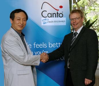 Photo handshake