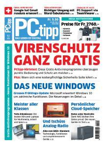 Das neue PCtipp-Heft Nummer 6