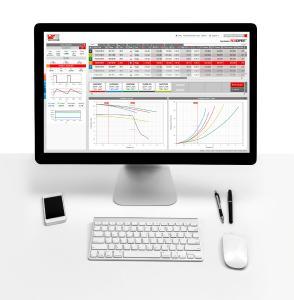 Webbasierendes Tool RED EXPERT zur einfachen Auswahl zum Beispiel von Komponenten sowie präziser DC- und AC-Verlustbestimmung von Speicherdrosseln (Bildquelle: Würth Elektronik eiSos)