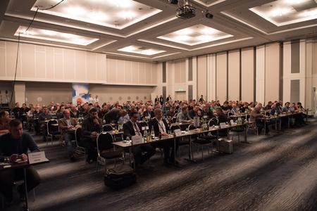 Mehr als 200 Teilnehmer trafen sich zum diesjährigen Meistertreffen in Frankfurt/Main.