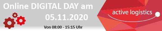 active logistics: Online Digital Day 2020
