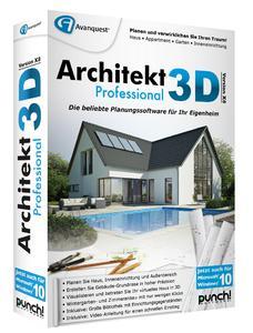 Erste Wahl bei Planungssoftware: Architekt 3D X8