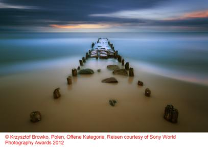 Copyright Krzysztof Browko, Polen, Open, Reisen, courtesy of Sony World Photography Awards 2012