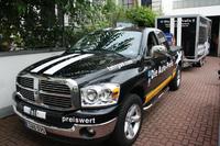 Vom Umweltsünder zum Vorzeigemodell: Der Dodge Ram mit Gasantrieb