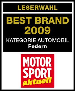 Best Brand 2009