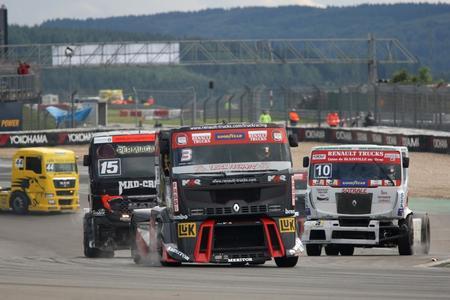 Renault Trucks – MKR Technology führt nach dem Eifelrennen weiterhin souverän die Teamwertung an