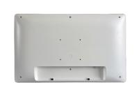 Canvys True Flat G Series - rear view without cable cover