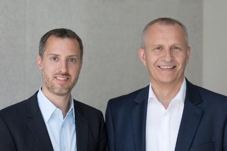 Geschäftsführung von Agamus Consult – Marc Kräutle & Dr. Werner Geiger