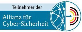 Logo Allianz für Cyber Sicherheit - Teilnehmer