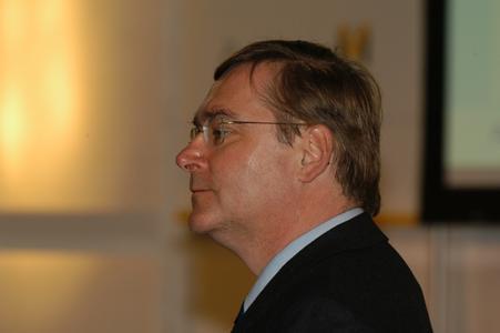 Markenkonferenz B2B 2008: Moderator Dipl. Ing. Martin Sonneck