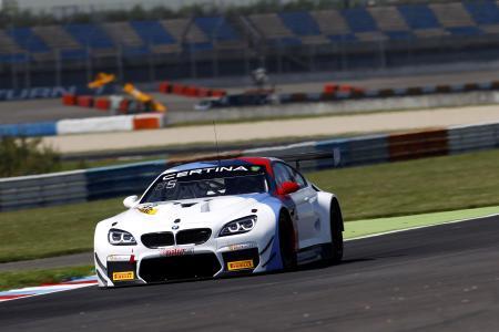 BMW M6 GT3, BMW Team Schnitzer, Philipp Eng, Ricky Collard, ADAC GT Masters, Lausitzring