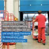 Net at Work setzt bei Lekkerland mit Office 365 neue digitale Arbeitsplatzumgebung um