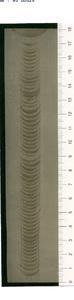 Abb. 3: Heißdraht-Engspaltschweißnaht, eine Schweißung (Strichraupe) pro Lage.  Wandstärke 180 mm, Grundwerkstoff: niedrig legierter Stahl P91 Foto: Polysoude