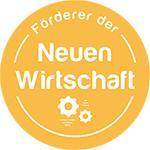 Logo Förderer der neuen Wirtschaft