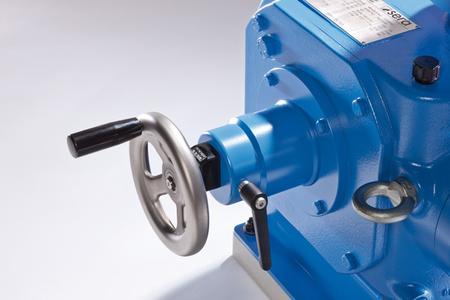 R511.1-220 KM Detail: adjustable eccentric gear