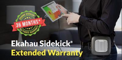 Extended Warranty für Ekahau Sidekick