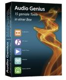 Audio Genius: 15 geniale Tools in einer Software-Box