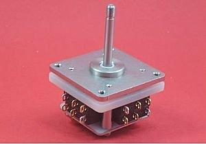 Joystick in Stainless Steel for Industrial and Medical Applications