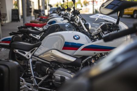 """BMW Motorrad meets """"The House of Machines"""""""