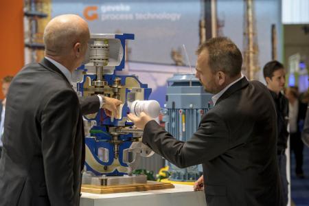 Am 29. und 30. März findet die Fachmesse PUMPS & VALVES in Dortmund statt. Erstmals zeigen Aussteller in Deutschland komprimiert industrielle Pumpen, Armaturen und Prozesse
