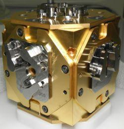 Der von CGS entwickelte Inertialsensor für die LISA Pathfinder Mission