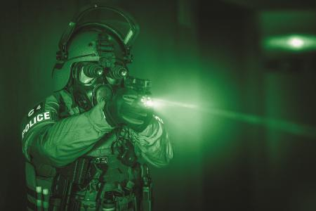 Rheinmetall at MILIPOL - a strong partner of the security services