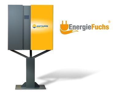 Solarstrom-Speicherlösung EnergieFuchs® von ANTARIS SOLAR. Bild: ANTARIS SOLAR