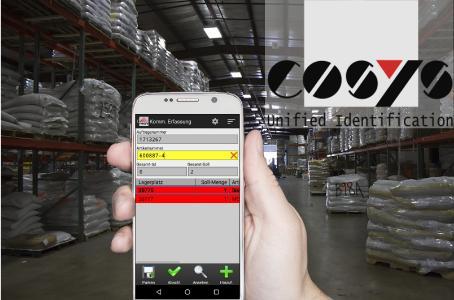 Warehouse Management System von COSYS überzeugt durch Modularität und konfigurierbare Software, die Geschäftsprozesse entlang der Supply Chain optimiert