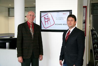 Kooperation zwischen Richard Wolf und viZaar Industrial Imaging