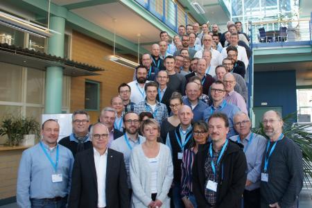 """Am SKZ fand der erste Infotag """"Die neue Energiemanagementnorm ISO 50001:2018"""" statt"""